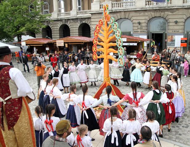 Húsvét a Budai Várban